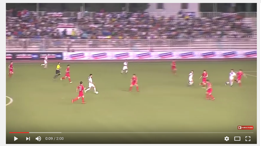 Video: Philippines vs DPR Korea (North Korea)
