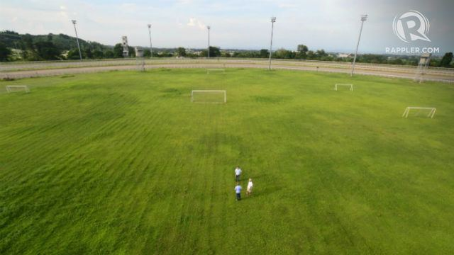 Carmona, Cavite the Next Football Hotbed in the Country?