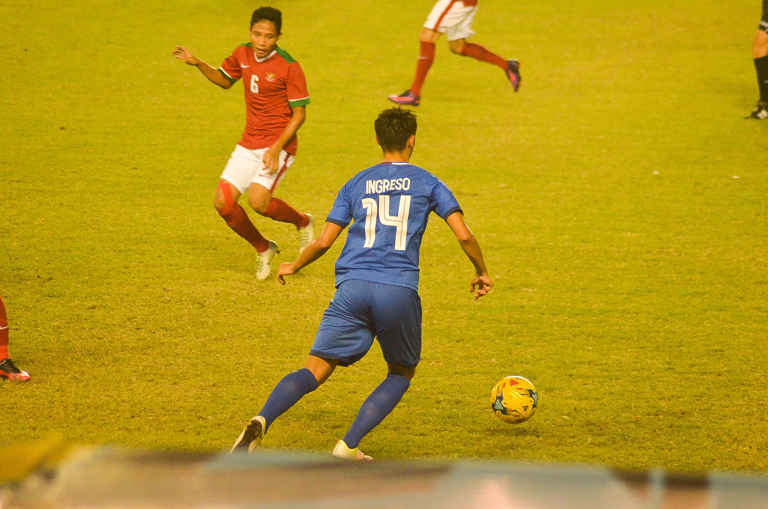 AFF Suzuki Cup 2016: Philippines vs Indonesia photos