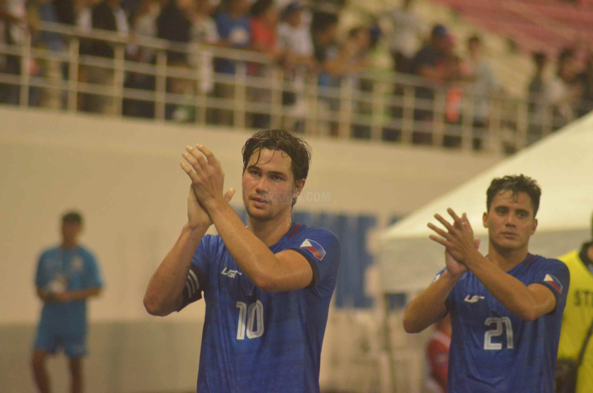 The Azkals nipped Nepal in Asian Cup Qualifers