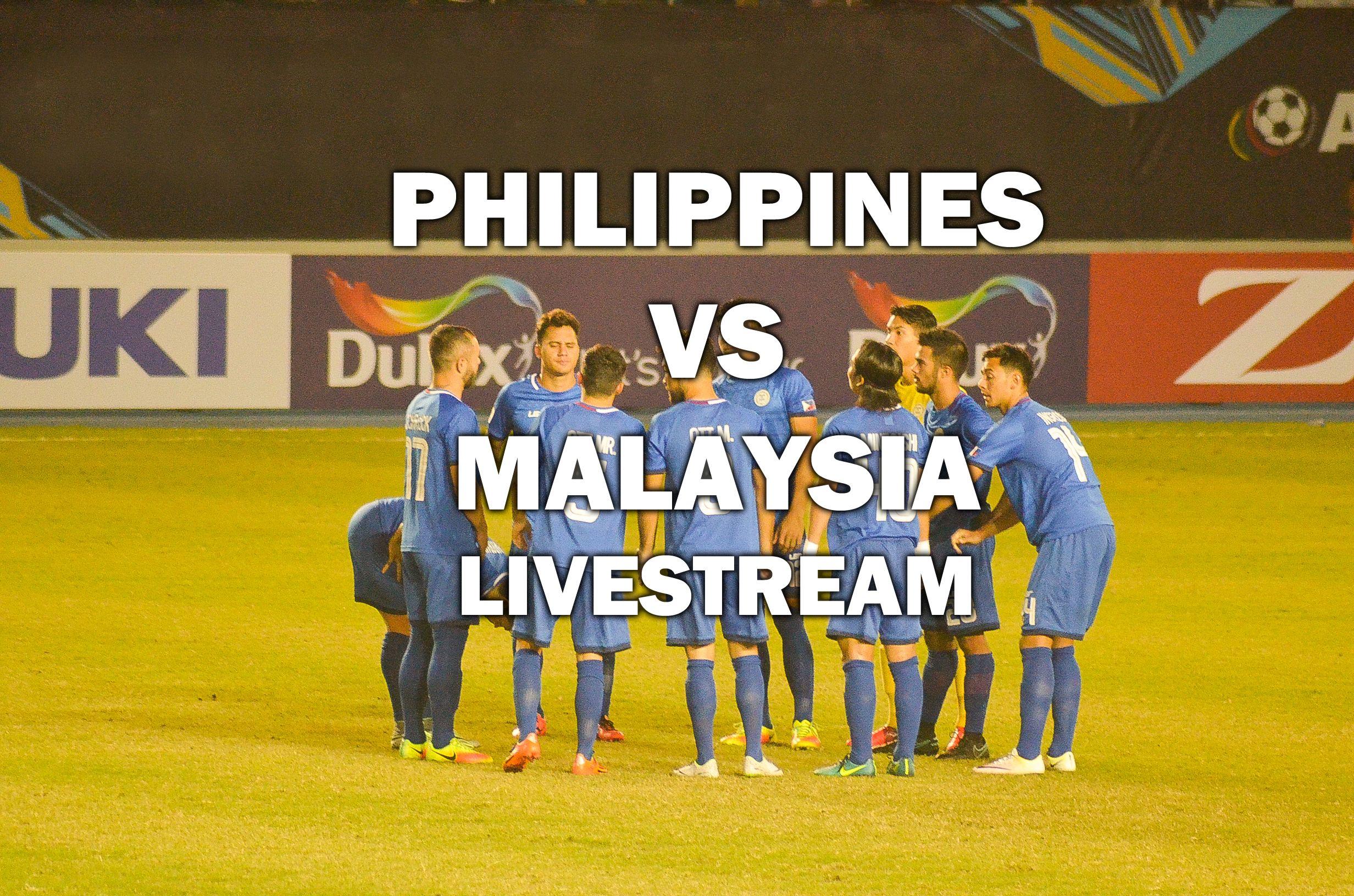 Philippines vs Malaysia livestream