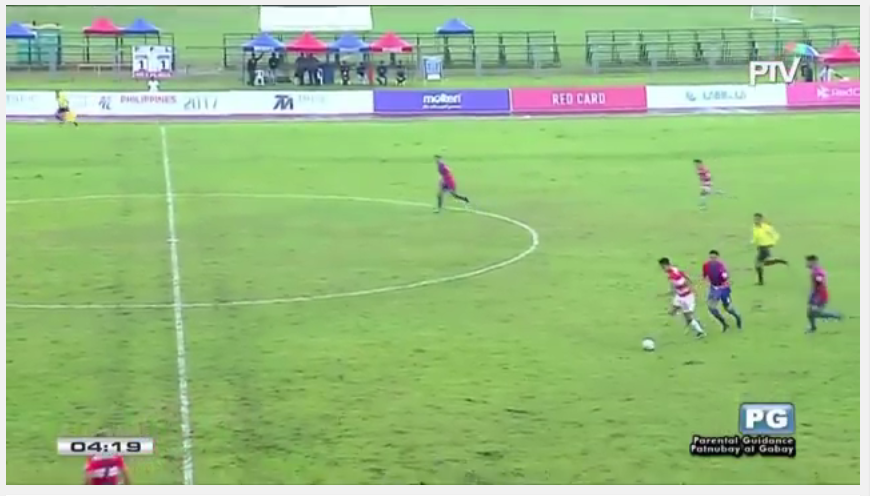 LIVE: Davao Aguilas FC vs JPV Marikina FC