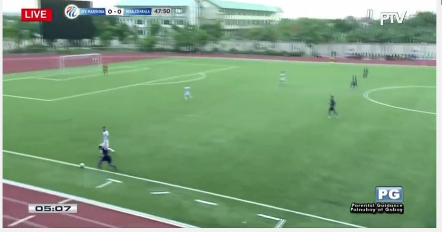 LIVE: JPV Marikina FC vs FC Meralco Manila