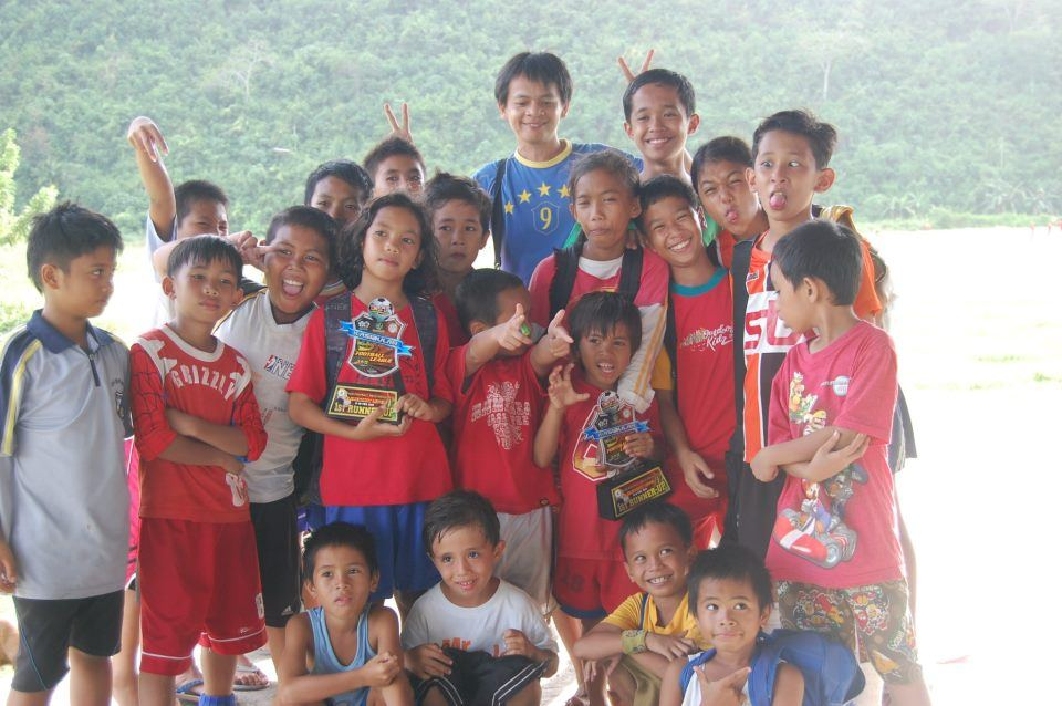 grassroots football philippines